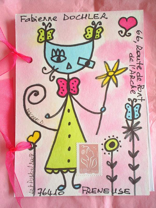 Mailart pour Ksiop 011 a