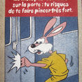 Sable 4 - Lapin rose RATP