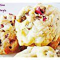 cookies olives vertes, coppa et comté 3 - LA CUISINE DANNA PURPLE