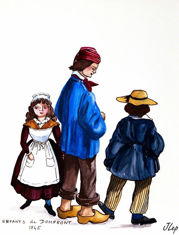 JLEP021 Enfants de Domfront