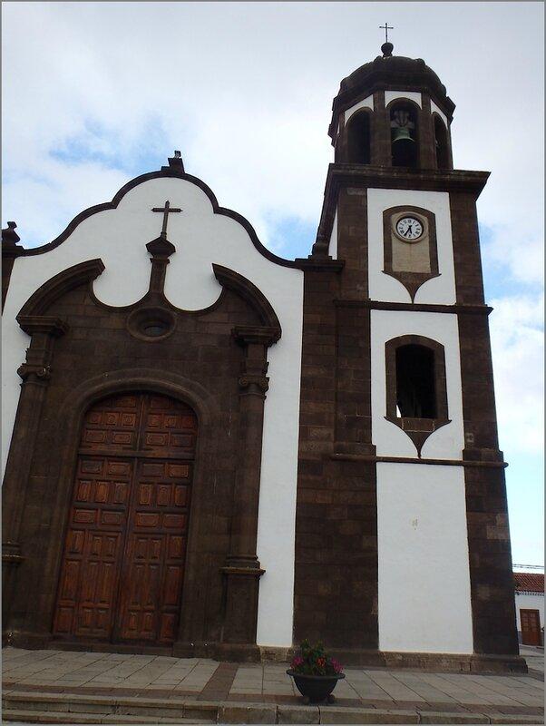 Arico eglise portail