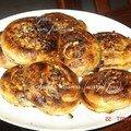 Mhancha m3amra (escargot farci)