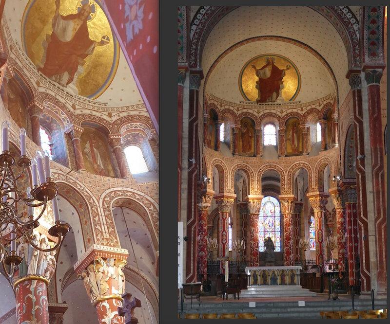 Intérieur-église