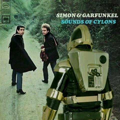 Sounds of Cylons