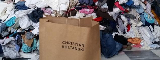 BOLTANSKI Dispersion 2015