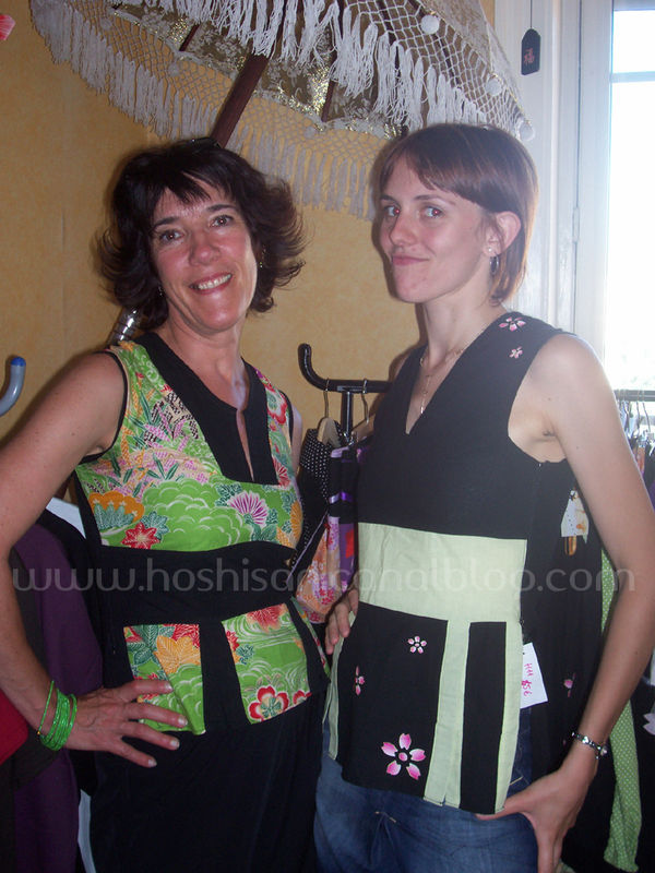 Martine et Aurelie
