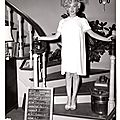 26/10/1954, test costume pour the seven year itch