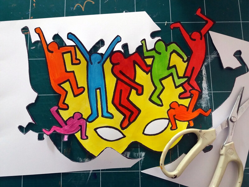 350-MASQUES-Masque Keith Haring (19)