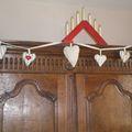 Bannière Coeur sur mon armoire