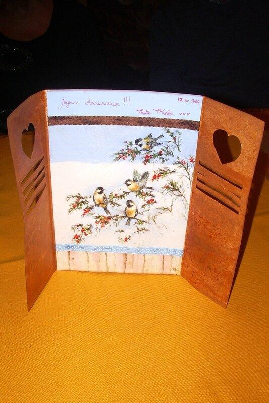 Oiseaux en hiver (2)
