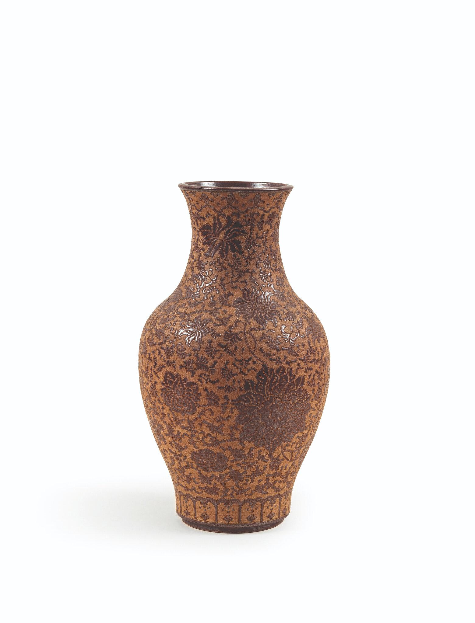 Vase en grès, Vietnam, Biên Hoà, XXe siècle