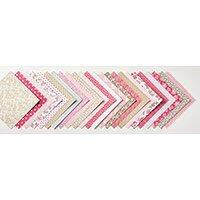 Papier de la série Design Amour des Fleurs de Stampin Up