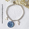 Bracelet Veux-tu être ma Marraine - 29 €