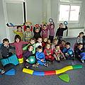 école d'Arleux,les petits/moyens