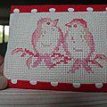 Un couple d'oiseaux