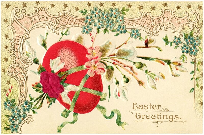 Free-Vintage-Easter-Clip-Art-GraphicsFairy