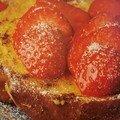 Le pain perdu brioché vu par p. hermé