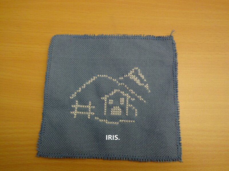 1ière broderie