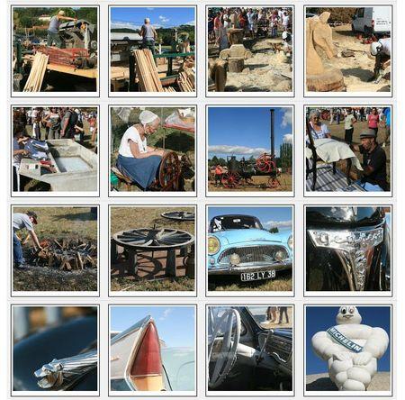 FETE DES BATTAGES A VERNIOZ (ISERE) - AOUT 2012 - PHOTOS YVES TRAYNARD