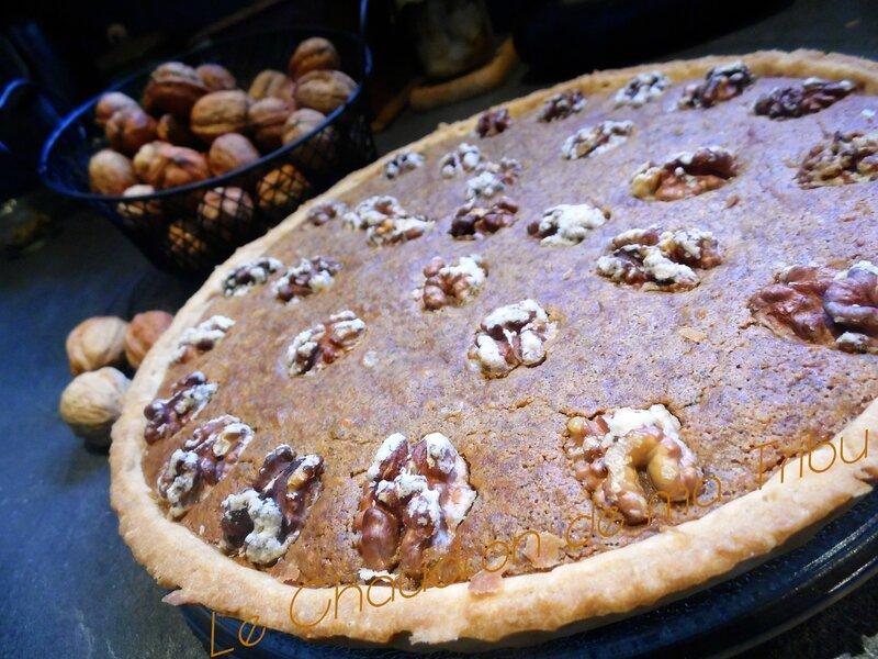 Tarte aux noix (1)