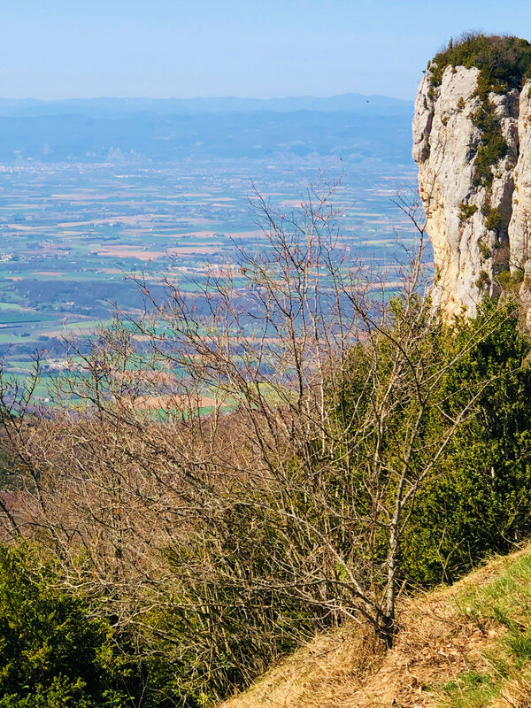 vue sur Valence