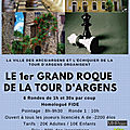 Le 1er grand roque de la tour d'argens !