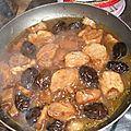 Filet mignon de porc a la kalinka