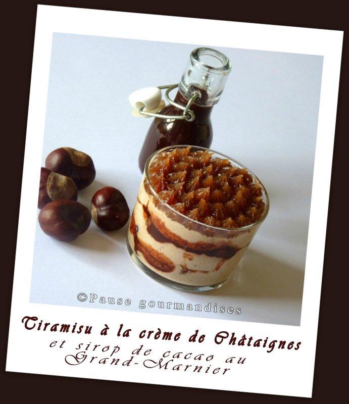 Tiramisu à la crème de châtaignes (17)