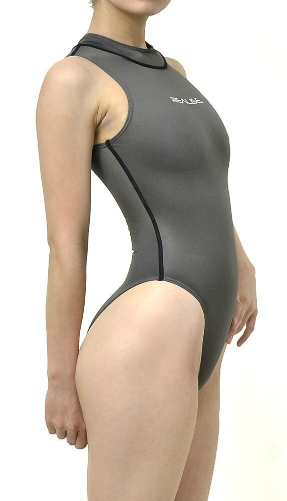 realise swimsuit N-030 gray