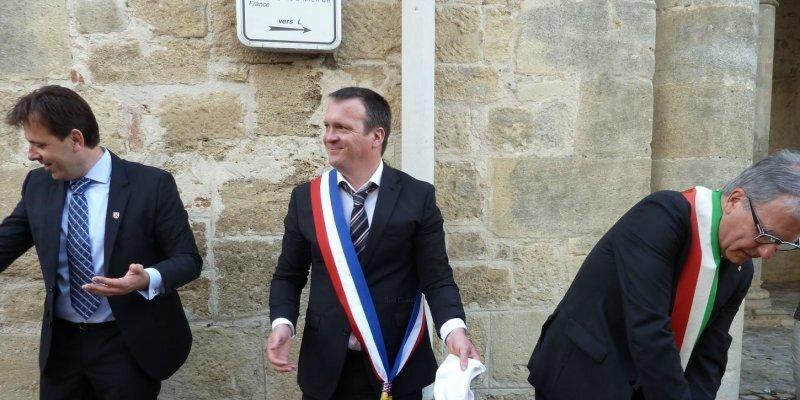 Jumelages à 3 la fête des maires