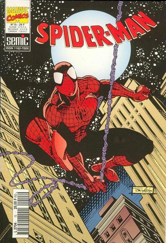 semic spiderman 15
