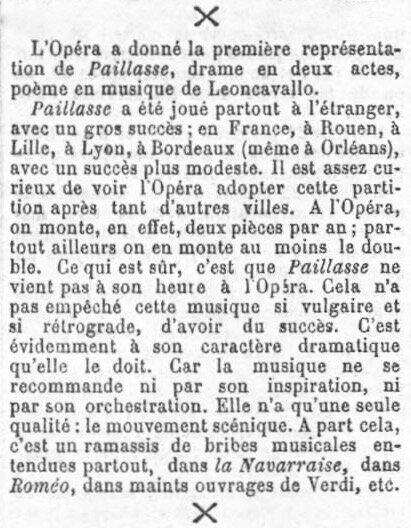 Le Journal du Loiret 1er janvier 1903