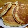 Pancakes super moelleux ...