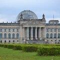 Un dimanche à berlin: le reichstag