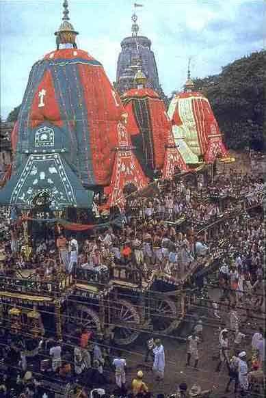 Ratha Yatra - Signification