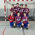 Futsal - mercredi 6 mars 2013 - photo