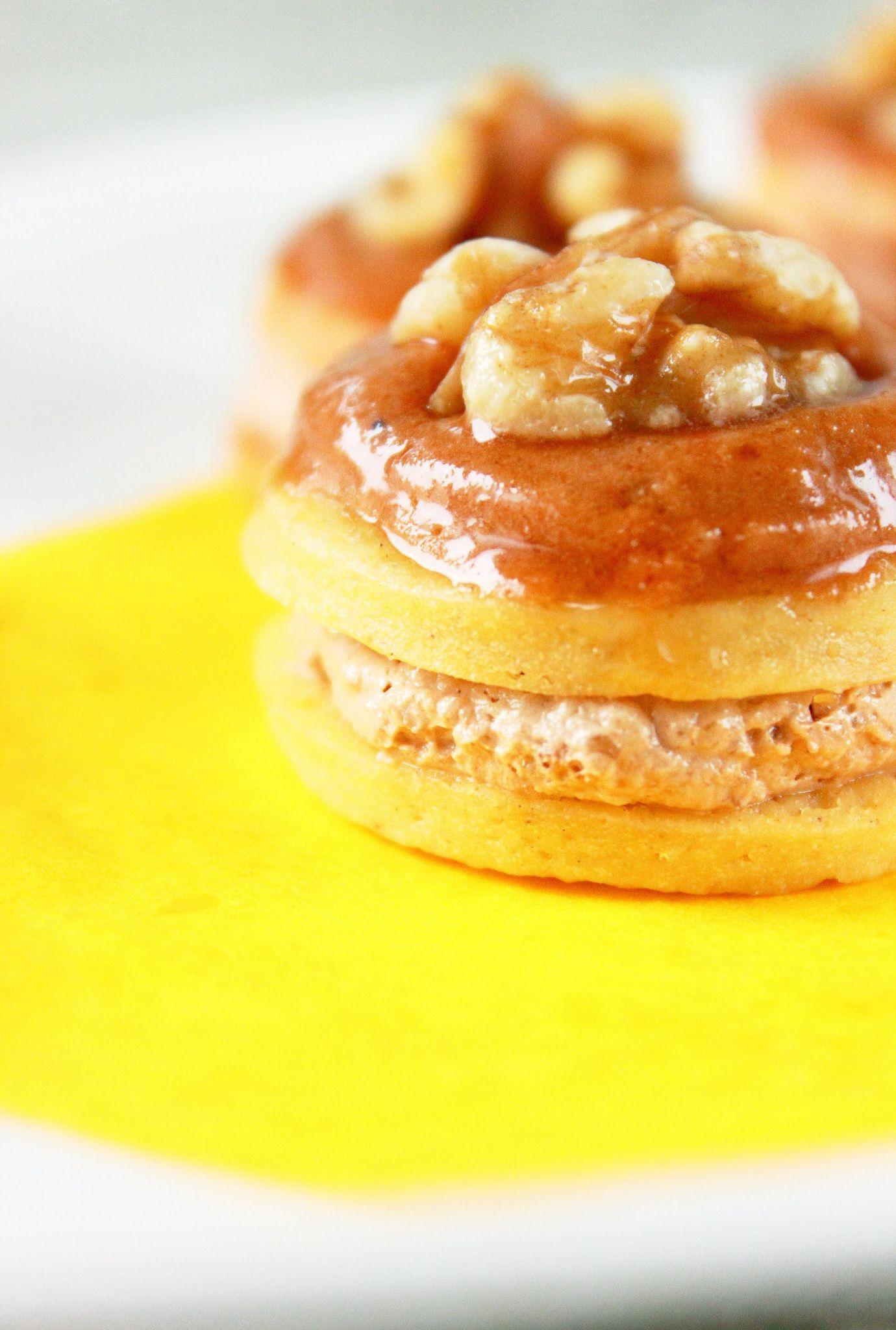 Biscuits aux noix et glaçage au café4