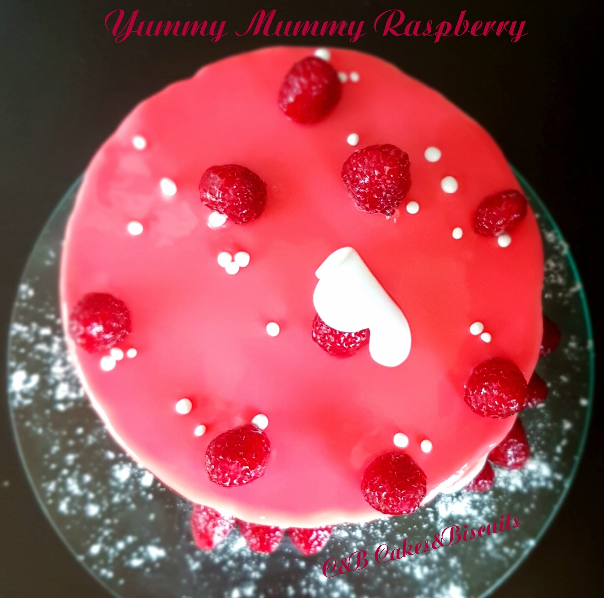 Yummy Mummy Raspberry
