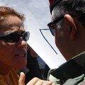 Contre la venue de Condoleezza Rice à Ramallah