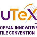 Futex 2015 - textiles & energies - january 21st & 22nd 2015 - marcq-en-baroeul & tourcoing (france)