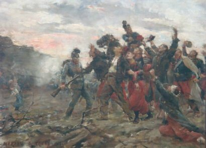 Moreau de Tours, Vive la France