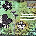 Echange de mail art