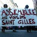 Assemblee des voisins de St Gilles