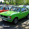 Opel kadett type c (1973-1979)(retrorencard juin 2013)