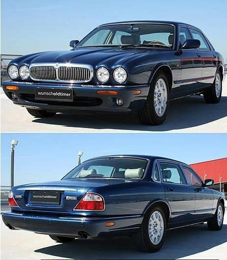 JAGUAR - XJ8 4.0 Litres SOVEREIGN VERSION Long - 1997
