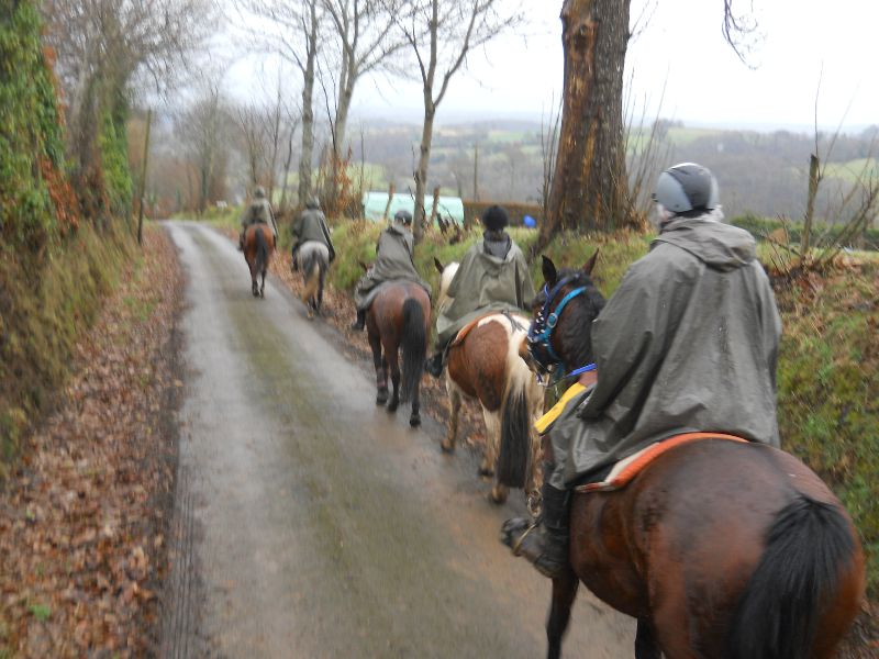 Balade à cheval autour de la vallée de Brouains (3)