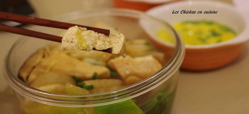 Suki-yaki de tofu (9)