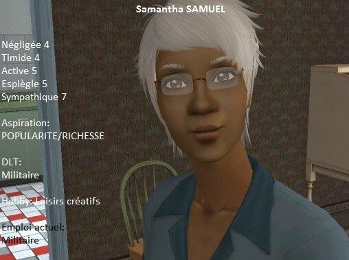 Samantha Samuel