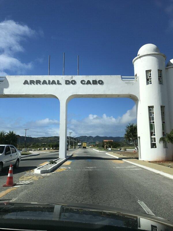 Bresil Arraial do Cabo