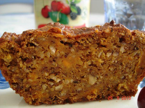 gâteau patate douce 3